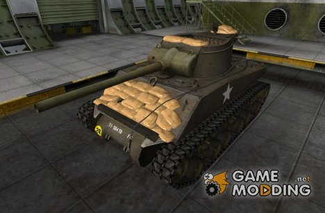 Ремоделинг для T25/2 for World of Tanks