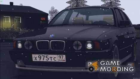 BMW M5 E34 Touring for GTA San Andreas