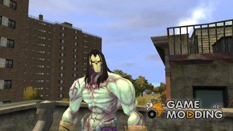 Смерть из Darksiders для GTA 4