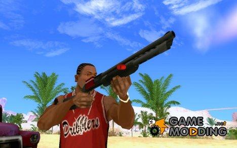 Chromegun New for GTA San Andreas