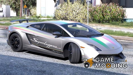 Lamborghini Gallardo LP570-4 Superleggera 2011 1.0 for GTA 5