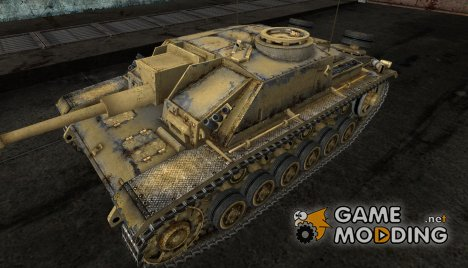 StuG III 21 for World of Tanks