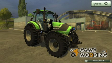Deutz TTV 6190 Sigma FL для Farming Simulator 2013