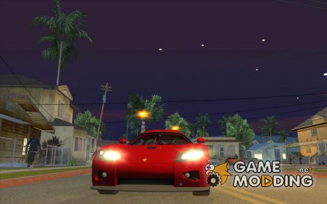 IV High Quality Lights Mod v2.2 для GTA San Andreas