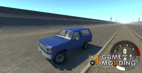 Ford Bronco 1980 for BeamNG.Drive