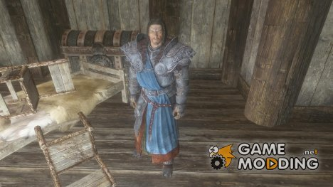 Stormlord Armor - traduction francaise for TES V Skyrim