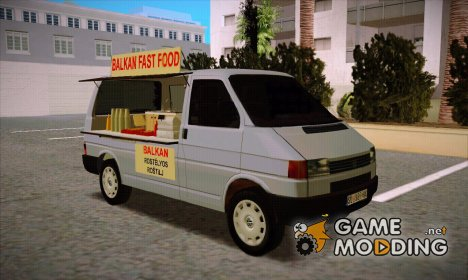 Volkswagen T4 Special for GTA San Andreas