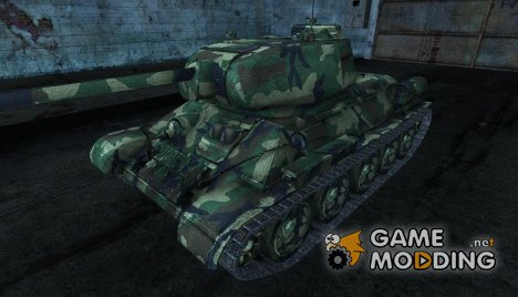 T-34-85 Jaeby 2 for World of Tanks
