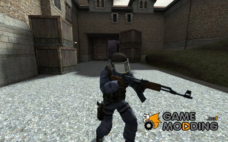 Russian OMON Unit для Counter-Strike Source