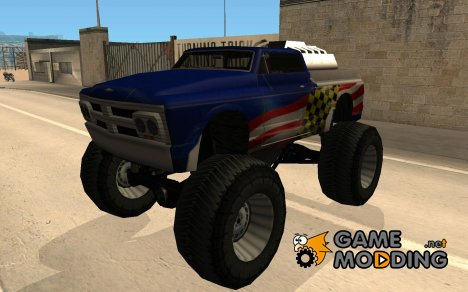 Monster Slamvan for GTA San Andreas
