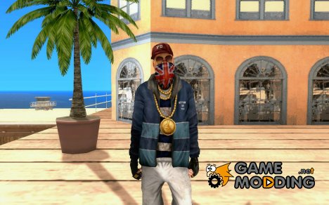 Chav - Killing Floor для GTA San Andreas