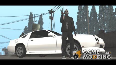 Remastered Mod's Collection. Special Part: Clothes for CJ (Single Version) for GTA San Andreas
