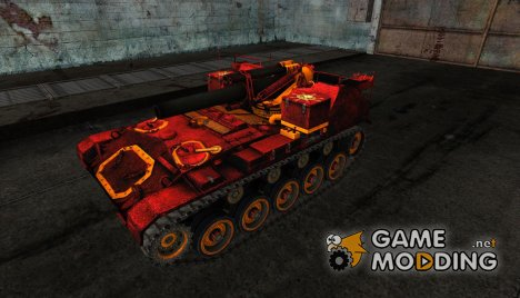M41 от Khorne_champion for World of Tanks