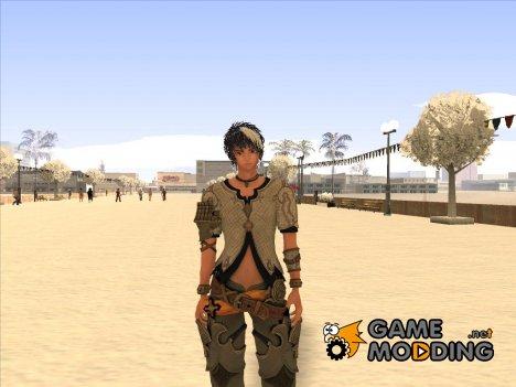 Juto (Giant Bomb) for GTA San Andreas