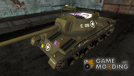 Шкурка для T28 Prototype Clean для World of Tanks