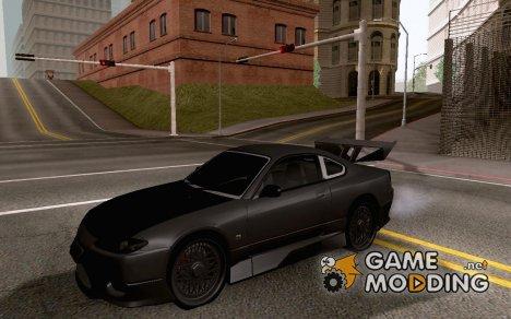 Nissan Silvia s15 J.E.T. Force for GTA San Andreas