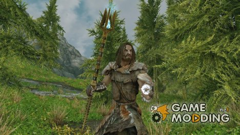 Improved Aetherial Staff для TES V Skyrim