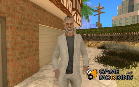 Рауль Менендез 2025 for GTA San Andreas