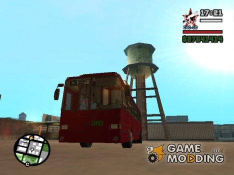 ЛиАЗ 5280 for GTA San Andreas