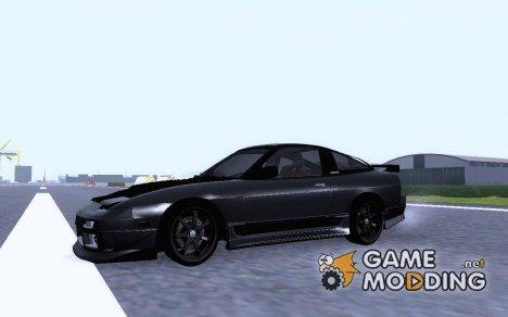 Nissan 240SX Tune для GTA San Andreas