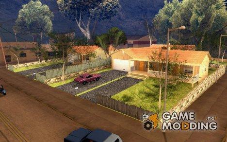 Новая деревня Диллимур V1.0 для GTA San Andreas