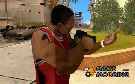 Camera from Far Cry 3 для GTA San Andreas