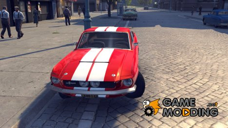 1967 Shelby GT500 v1.0 for Mafia II