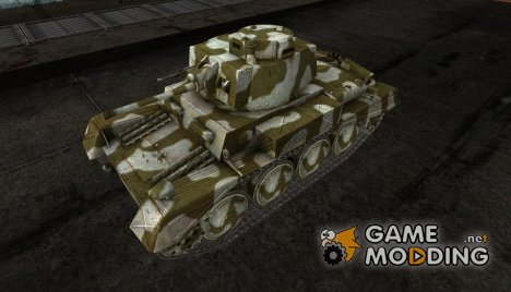 Шкурка для Pz38Na for World of Tanks
