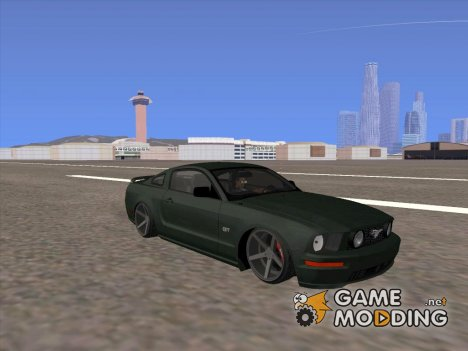 Ford Mustang GT 2009 for GTA San Andreas