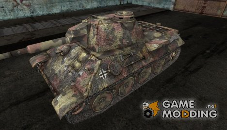 VK3002DB W_A_S_P 2 for World of Tanks