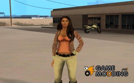Megan Fox for GTA San Andreas