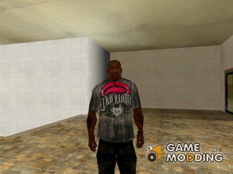 Ecko Unltd T-shirt для GTA San Andreas