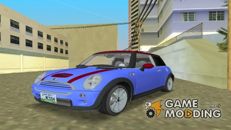 Mini Cooper S v.2.0 for GTA Vice City