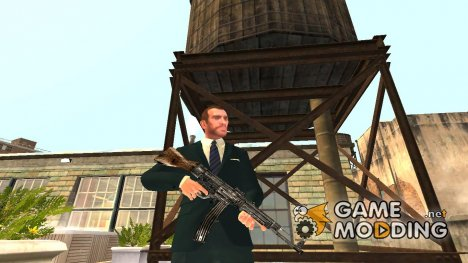 STG-44 Assault Rifle для GTA 4
