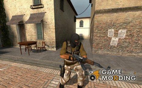 Hojo's Desert Camo Phoenix for Counter-Strike Source