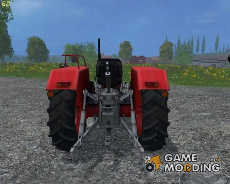 Kramer KL600A v2.0 для Farming Simulator 2015