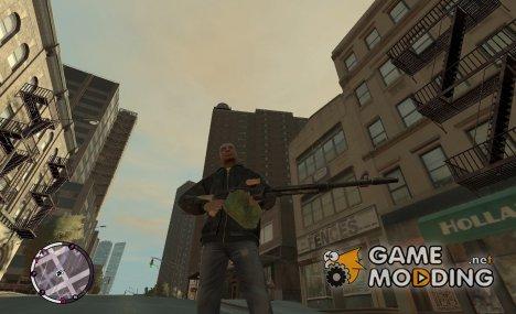ПКМ для GTA 4