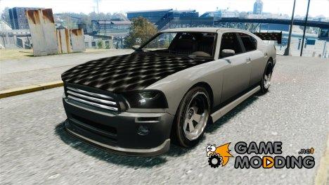 Buffalo уличный гонщик for GTA 4