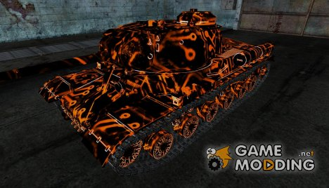 ИС genevie 3 for World of Tanks