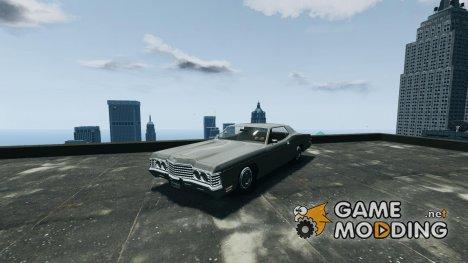 Mercury Monterey 2DR 1972 for GTA 4