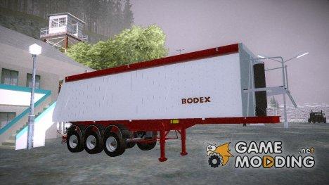 "Прицеп ""Bodex"" for GTA San Andreas"