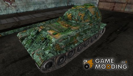 VK4502(P) Ausf B 28 for World of Tanks