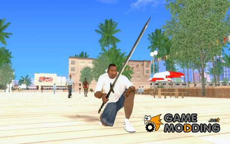 Mini Sword for GTA San Andreas