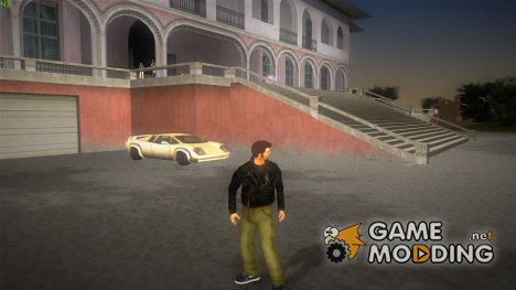 HD Claude для GTA Vice City
