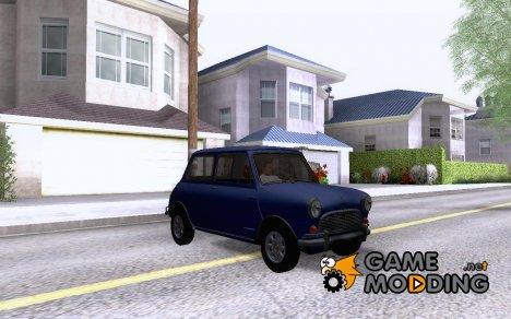 1965 Austin Mini Cooper S для GTA San Andreas