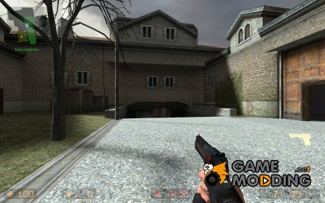 Dark Side Deagle by Fatboybadboy для Counter-Strike Source