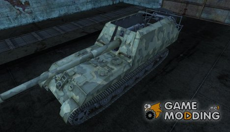 Шкурка для Gw-Tiger for World of Tanks