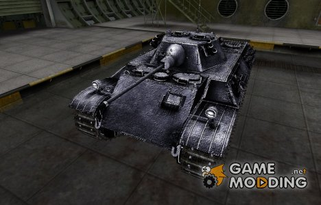 Темный скин для VK 16.02 Leopard for World of Tanks