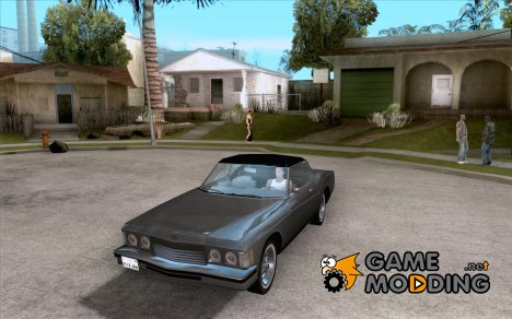 Buick Riviera 1973 для GTA San Andreas
