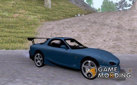 Mazda RX7 FD3S for GTA San Andreas